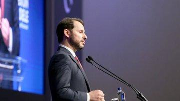 Albayrak: Türkiye ekonomisinde yaşanan dalgalanma durdu