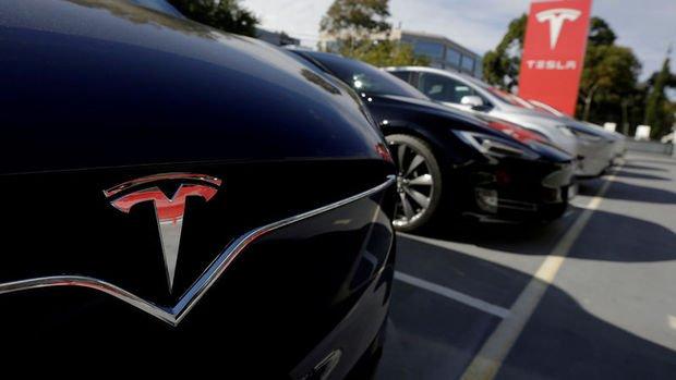 Tesla batarya fabrikası kurmak için Çin'de arazi aldı