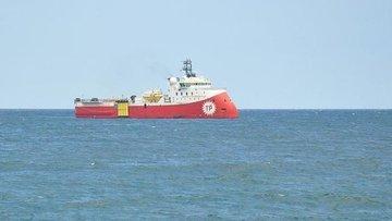 Doğu Akdeniz'de Türk araştırma gemisine Yunan tacizi