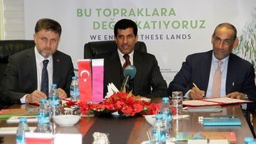 GÜBRETAŞ'tan Katar'a 10 milyon dolarlık ihracat hedefi