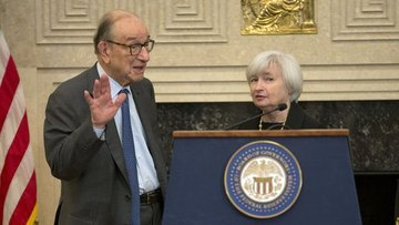 Fed Eski Başkanı Greenspan: ABD Başkanları Fed'i hep eleş...