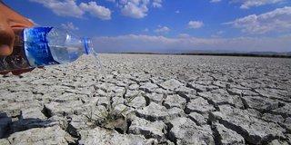 """""""Marmara ve Ege su fakirliğine girmiş durumda"""""""