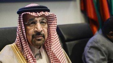Khalid al-Falih: Petrolü siyasetten izole ettik