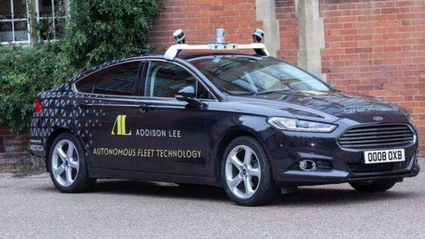 Sürücüsüz araçlar 2021'de yolda olacak