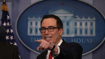 Mnuchin: İran'dan petrol ithal edenlerin muafiyet almalar...