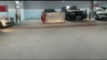 Suudi Başkonsolosluk aracı Sultangazi'de bulundu