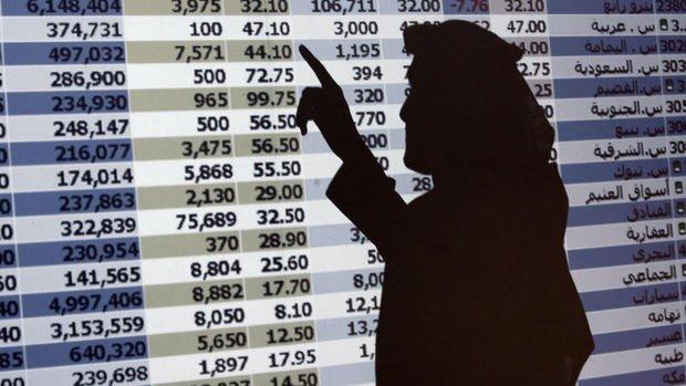Yabancı yatırımcı Suudi Arabistan borsasında 1 milyar dolarlık satış yaptı