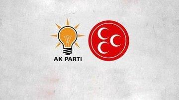 AK Parti ve MHP'den karşılıklı af açıklamaları
