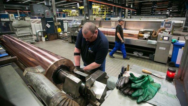 Almanya'da ÜFE Eylül'de yıllık yüzde 3.2 arttı