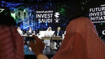 Suudi Arabistan yatırım konferansında 25'ten fazla anlaşm...