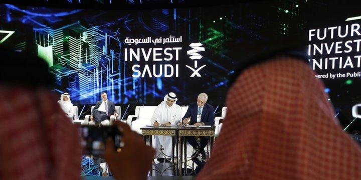 Suudi Arabistan yatırım konferansında 25