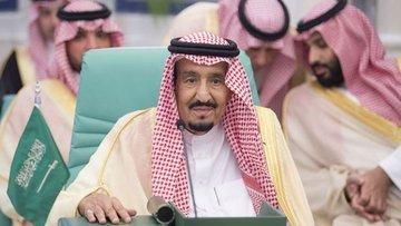 Kral Salman ve veliaht prens, Kaşıkçı'nın ailesiyle görüştü