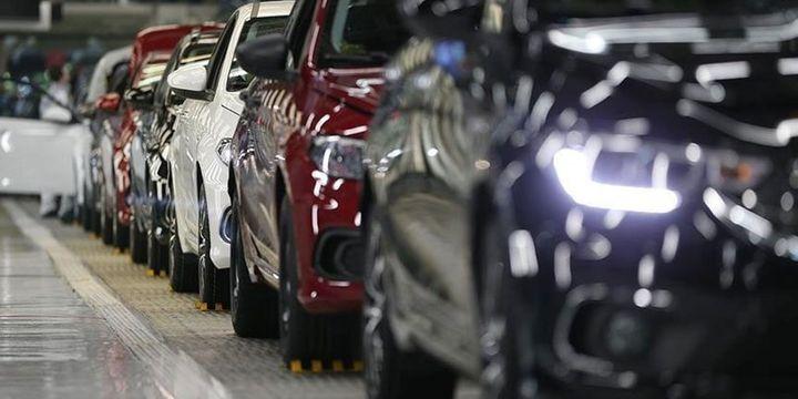 Avrupa otomobil pazarı 2018 Ocak-Eylül döneminde yüzde 2,3 arttı