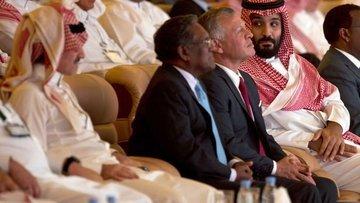 """""""Çöldeki Davos""""un ilk gününde 50 milyar dolarlık anlaşma ..."""