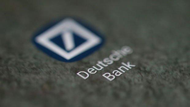 Deutsche'nin 3. çeyrek net geliri tahminin altında kaldı