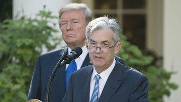 Trump: Powell'ı Fed'in başına getirmekten pişman olabilirim