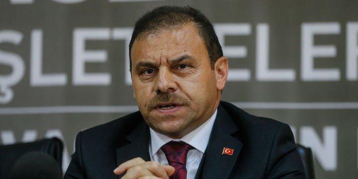TMSF Başkanı Gülal, IADI