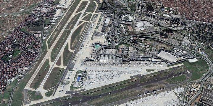 Atatürk Havalimanı 31 Aralık