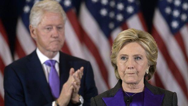 Bill ve Hillary Clinton'un evinin yakınında el yapımı patlayıcı bulundu