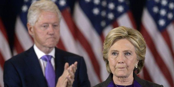 Bill ve Hillary Clinton