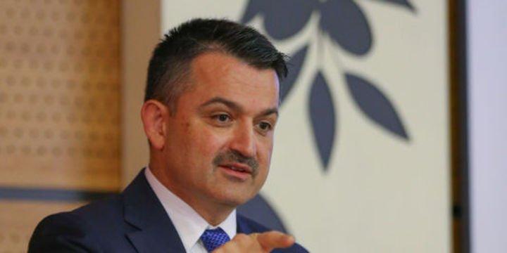 Bakan Pakdemirli: Gübre desteğini yüzde 100 arttırıyoruz