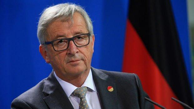 Juncker: Maduro'yu uluslararası hukukun karşısına çıkarmak gerekiyor