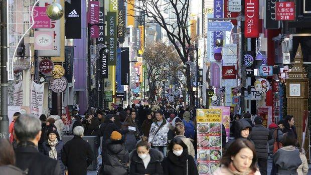 Güney Kore 3. çeyrekte 9 yılın en yavaş büyümesini gerçekleştirdi