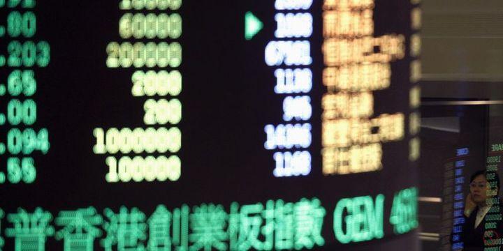 Asya borsaları karışık geçen bir ayın sonunda yükseldi