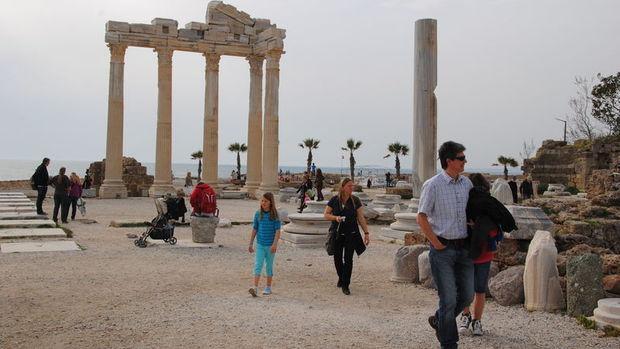 Türkiye'nin turizm geliri yılın üçüncü çeyreğinde arttı