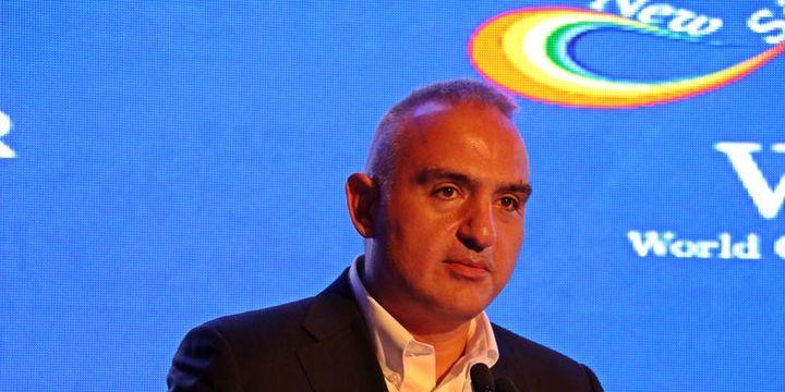 Turizm Bakanı Ersoy: Turizmde Türkiye rekorunu kırmış olacağız