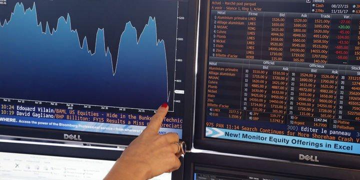Küresel Piyasalar: Dolar değer kazandı, hisseler yükseldi