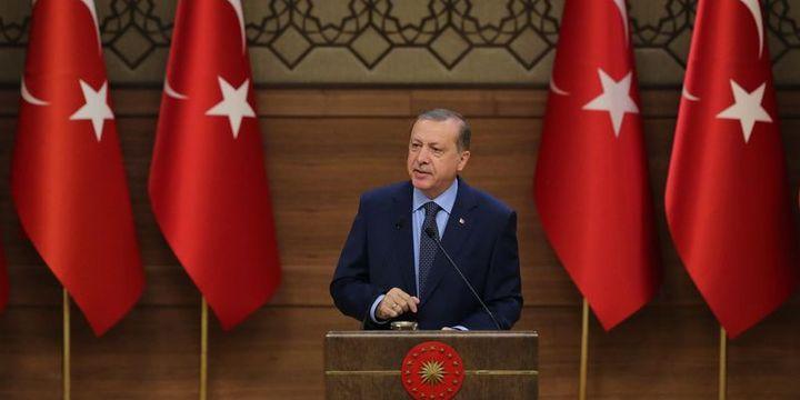 Cumhurbaşkanı Erdoğan SİPER projesini duyurdu