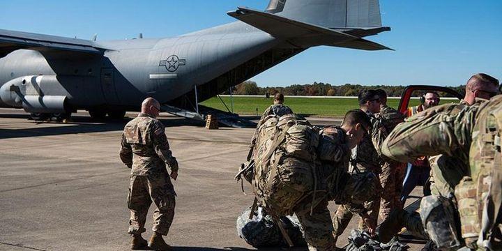Trump Meksika sınırına 10-15 bin asker gönderecek