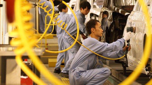 Çin imalat PMI'sı Ekim'de beklentiyi aştı