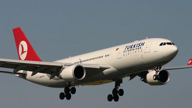 THY uçakları yüzde 91,9 oranında zamanında kalktı
