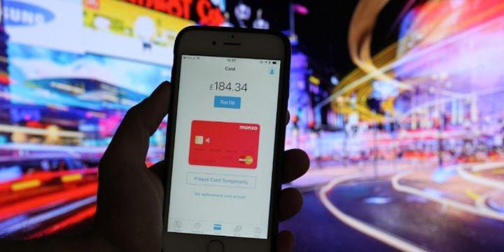 Dijital banka Monzo 1.5 milyar sterlin hedefine koşuyor