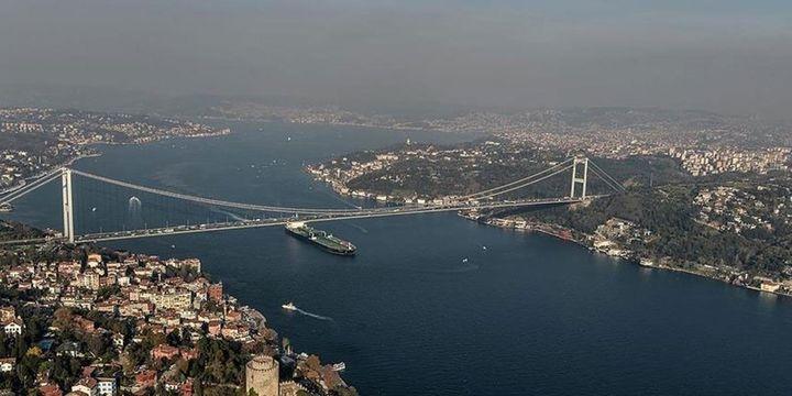 Bakan Turhan:İstanbul Boğazı