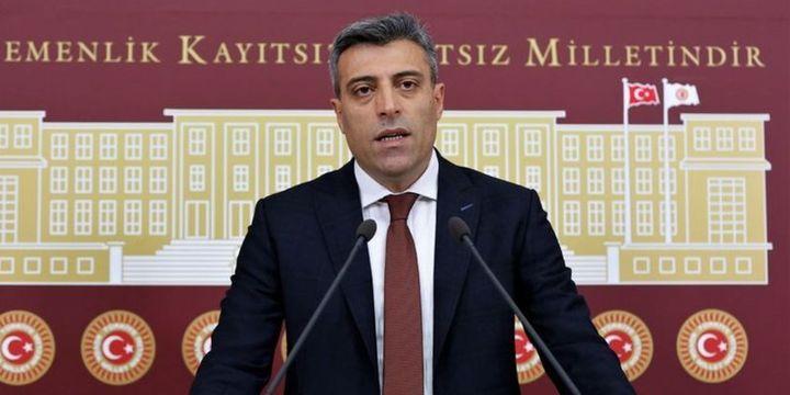 CHP Öztürk Yılmaz