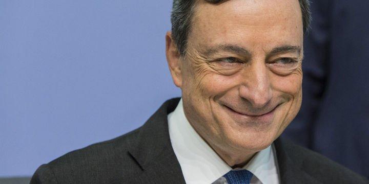 AMB/Draghi: Önemli miktarda parasal genişleme hala gerekli