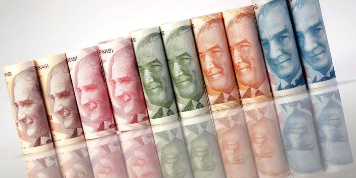 İç borç çevirme oranı ekimde yüzde 123,6 oldu