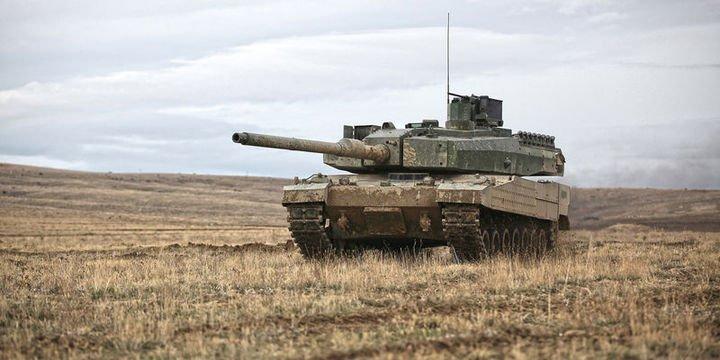 Altay tankının seri üretim sözleşmesi BMC ile imzalandı