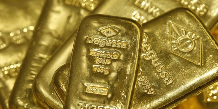 """Altın """"enflasyon"""" öncesi 1 ayın en düşüğü civarında"""