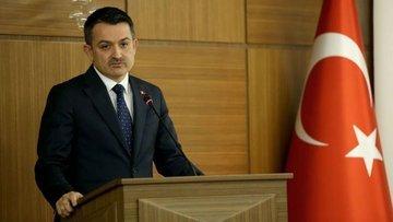 Bakan Pakdemirli: ÇATAK desteği 434.5 milyon TL'ye ulaşacak