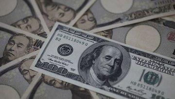 """Yen """"güçlü dolar"""" ile 5 haftanın düşüğüne geriledi"""