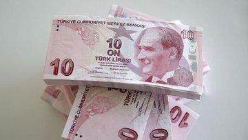 Hazine 1 milyar 961,1 milyon lira borçlandı