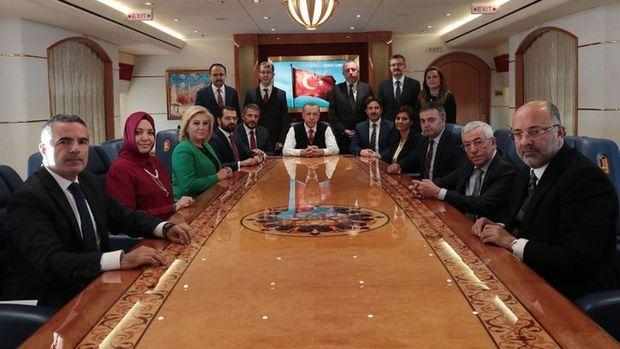 Erdoğan: (Halkbank) Trump