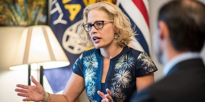 Kyrsten Sinema, Arizona