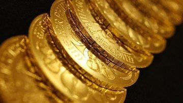 Altın hisse senetlerindeki düşüş ile değer kazandı