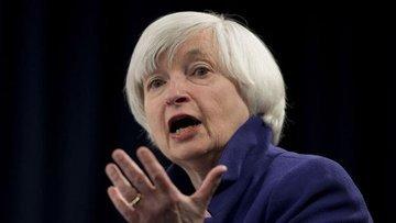 Yellen Fed'den 12 ayda 3 ya da 4 faiz artırımı bekliyor