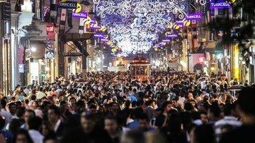 Türkiye'de yaklaşık 2,7 milyon kişi göç etti